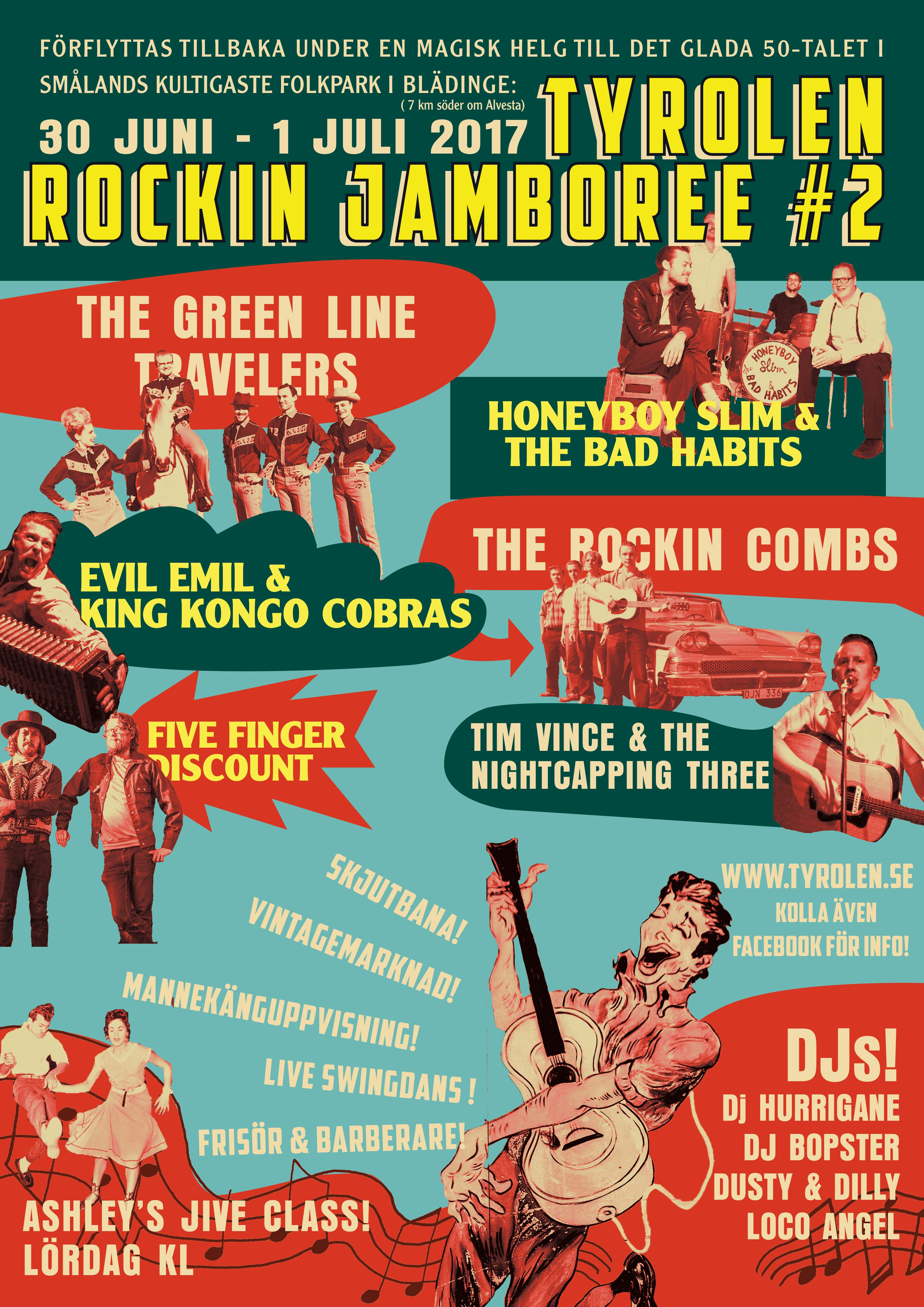 Tyrolen Rockin Jamboree #2
