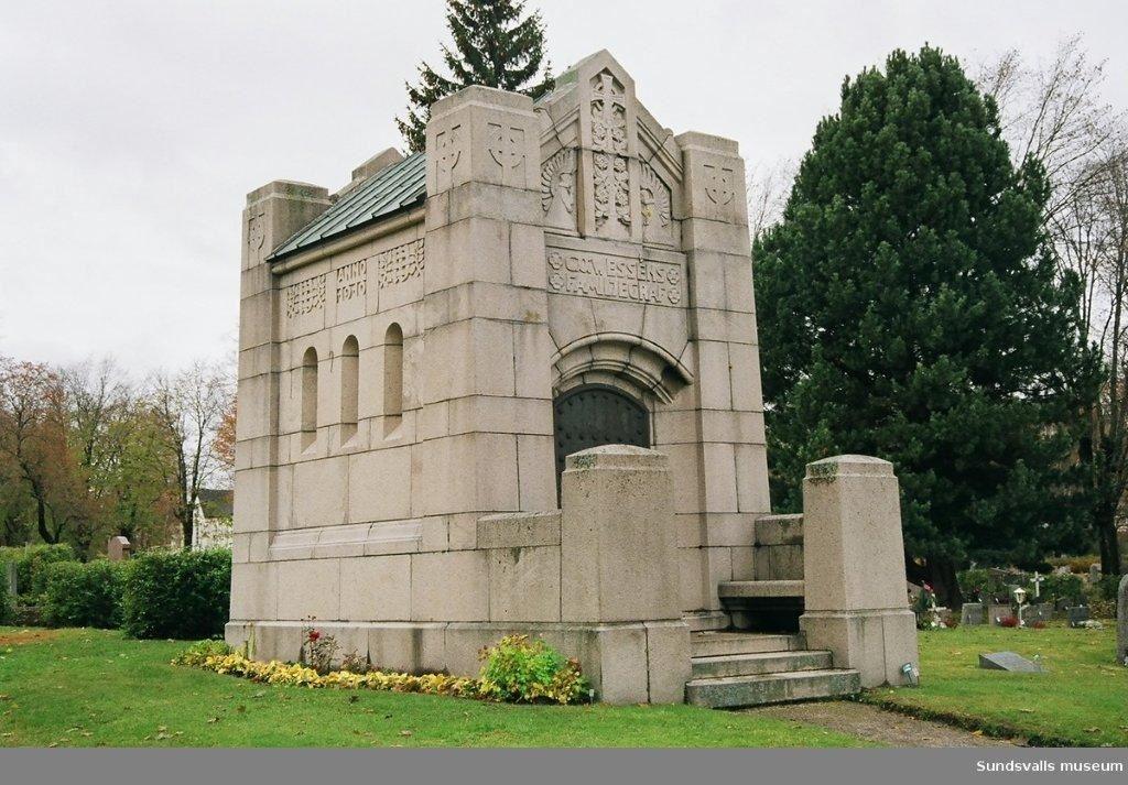 Historisk kyrkogårdsvandring