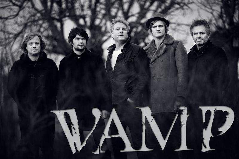 Konsert med Vamp på Maihaugen