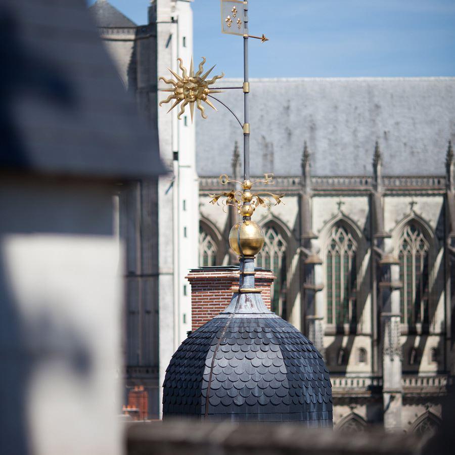 Visite guidée : Nantes médiévale - visite sensorielle
