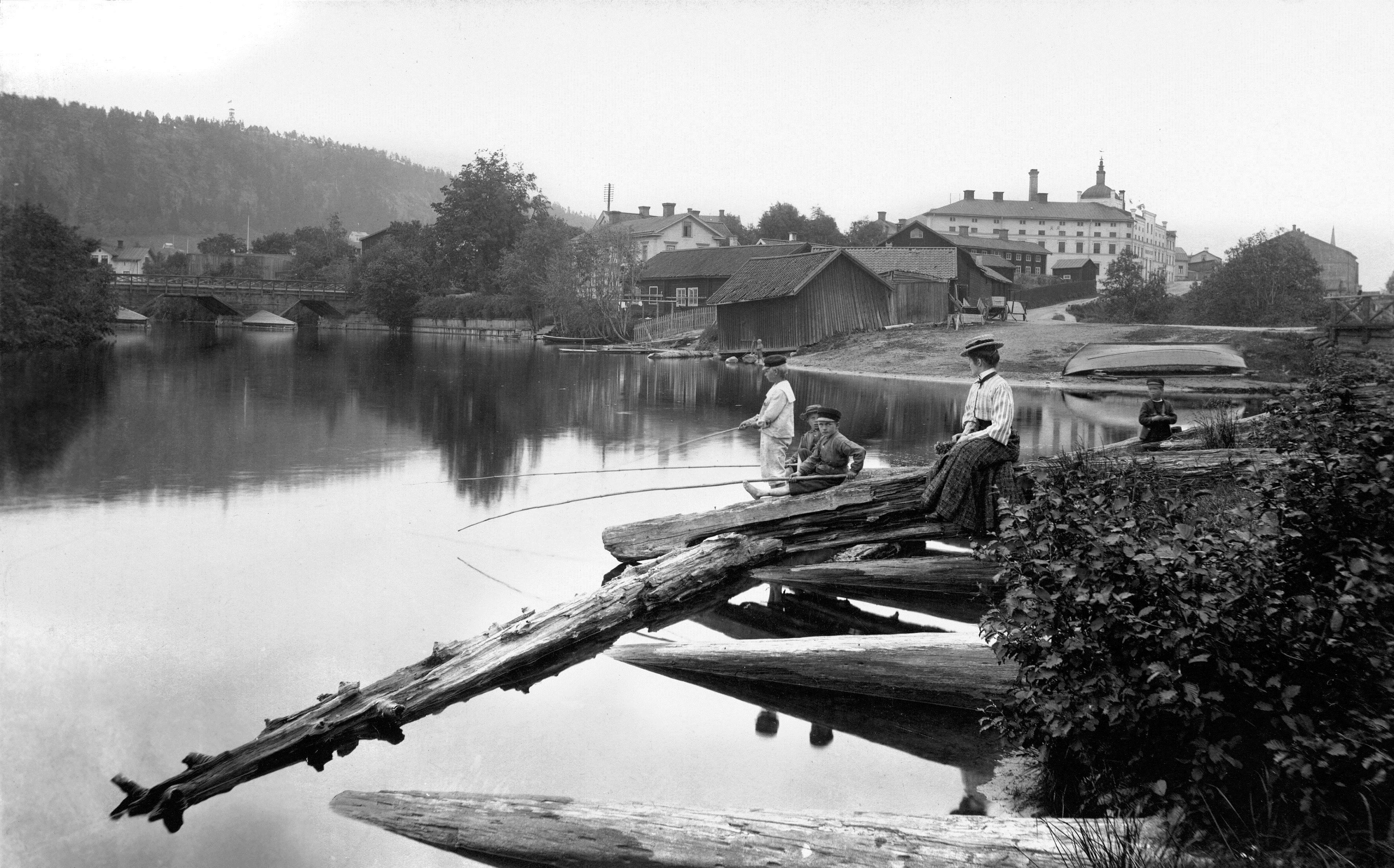 Sundsvalls museum Fotoarkivet, Från ursprung till utbildning