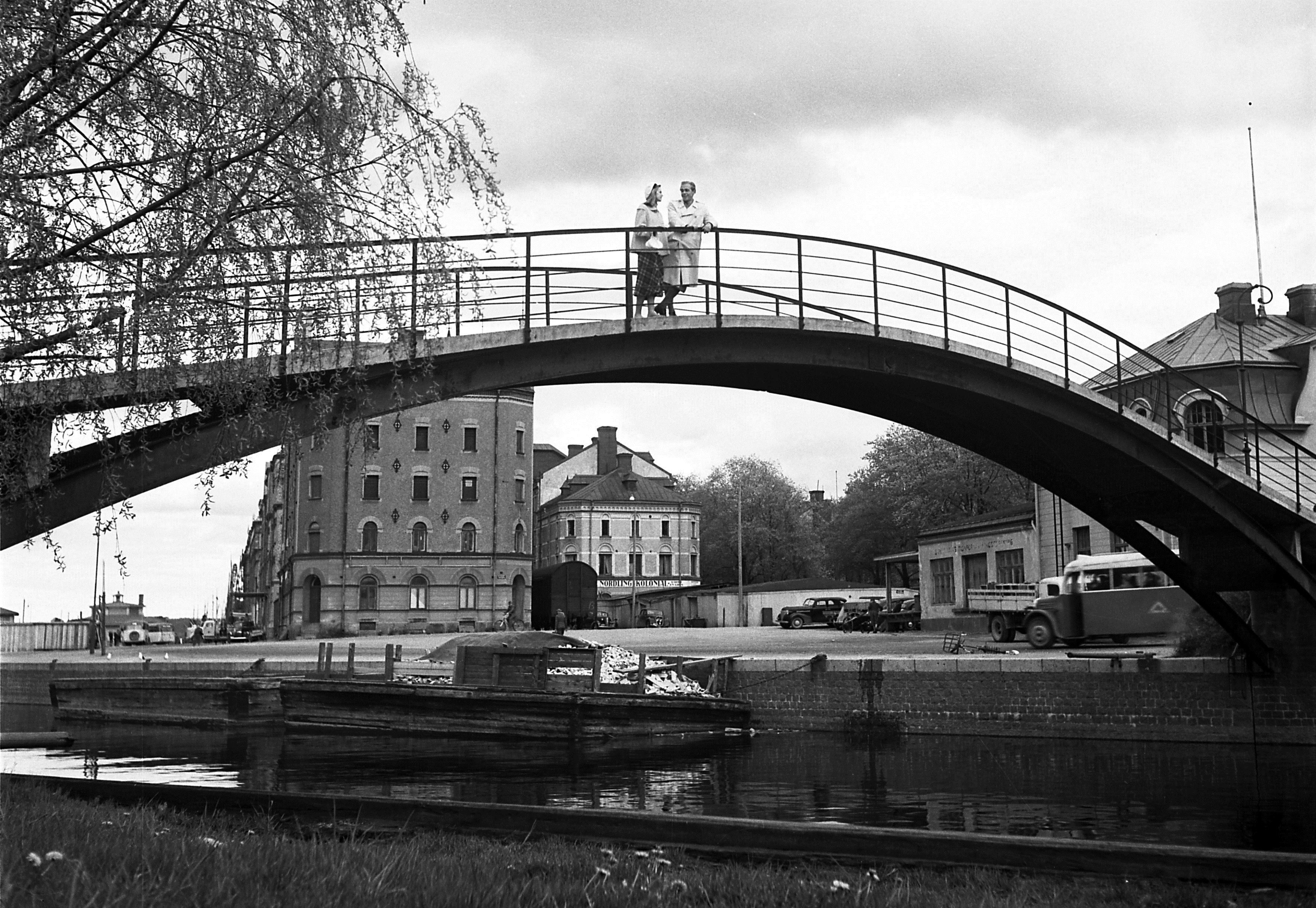 Vandring: Broar över Selångersån