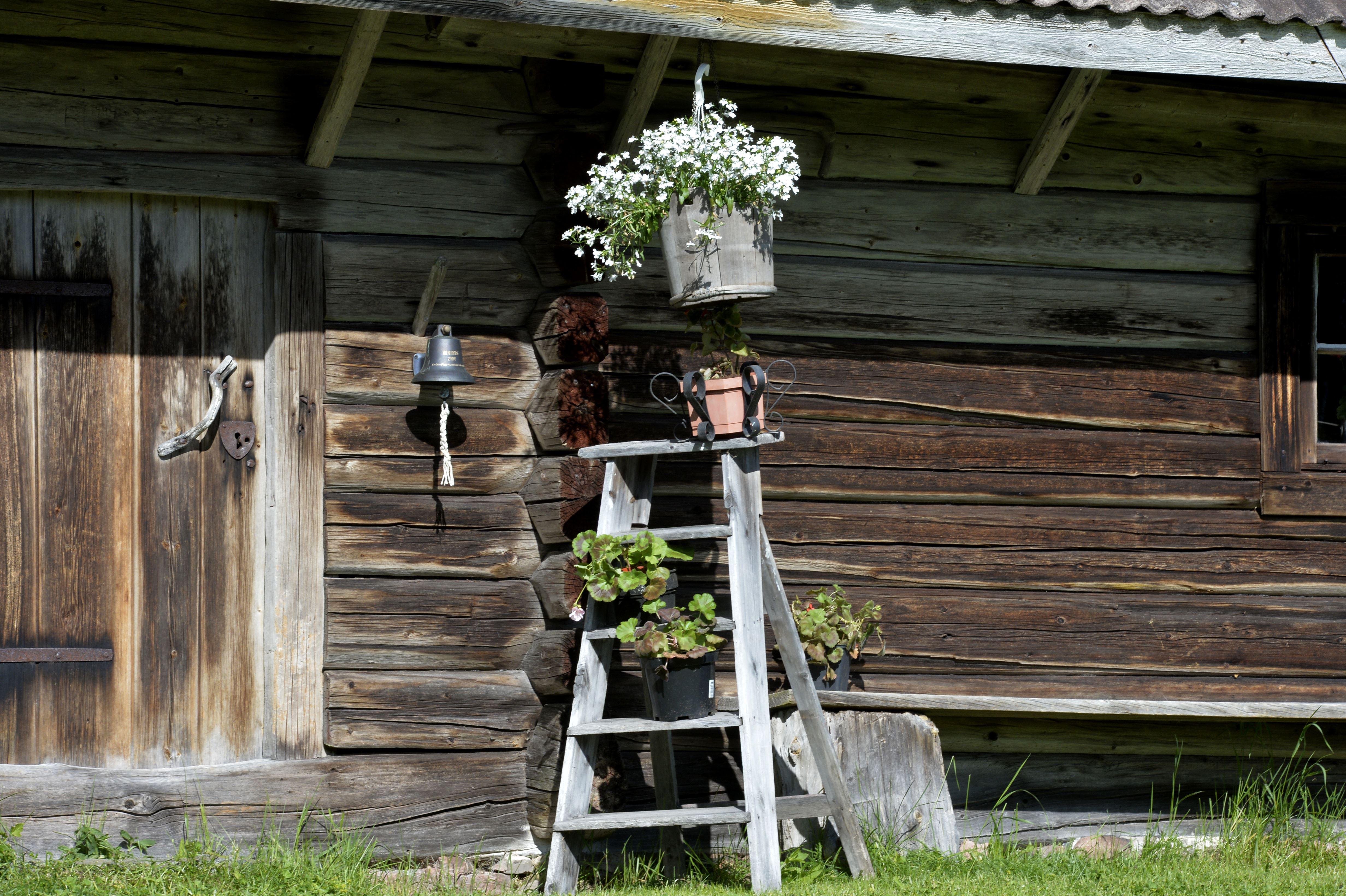 Fäbodgudstjänst i Björnberg