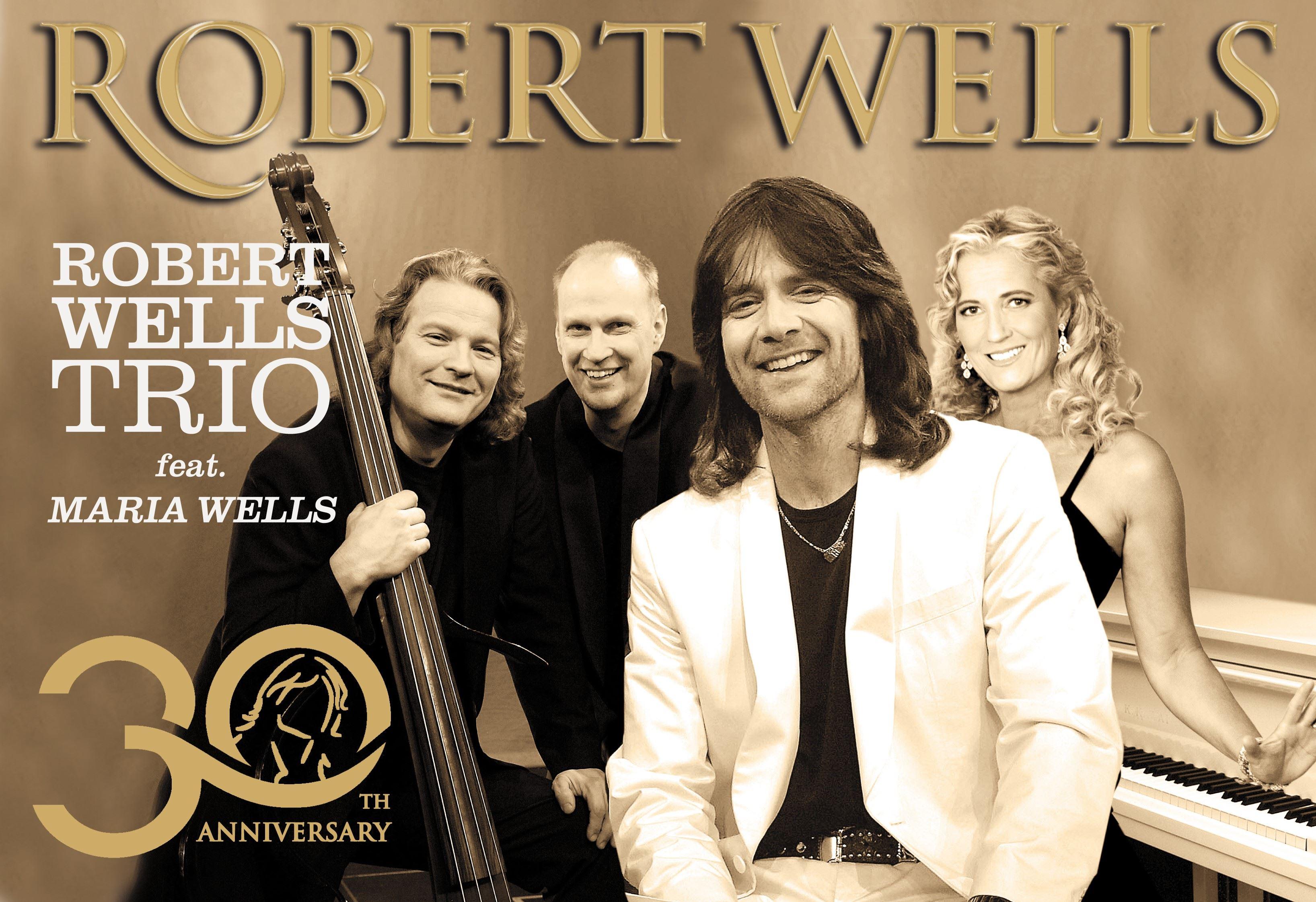 Visor vid Rångsjön - Robert Wells Trio 20 juli 2017