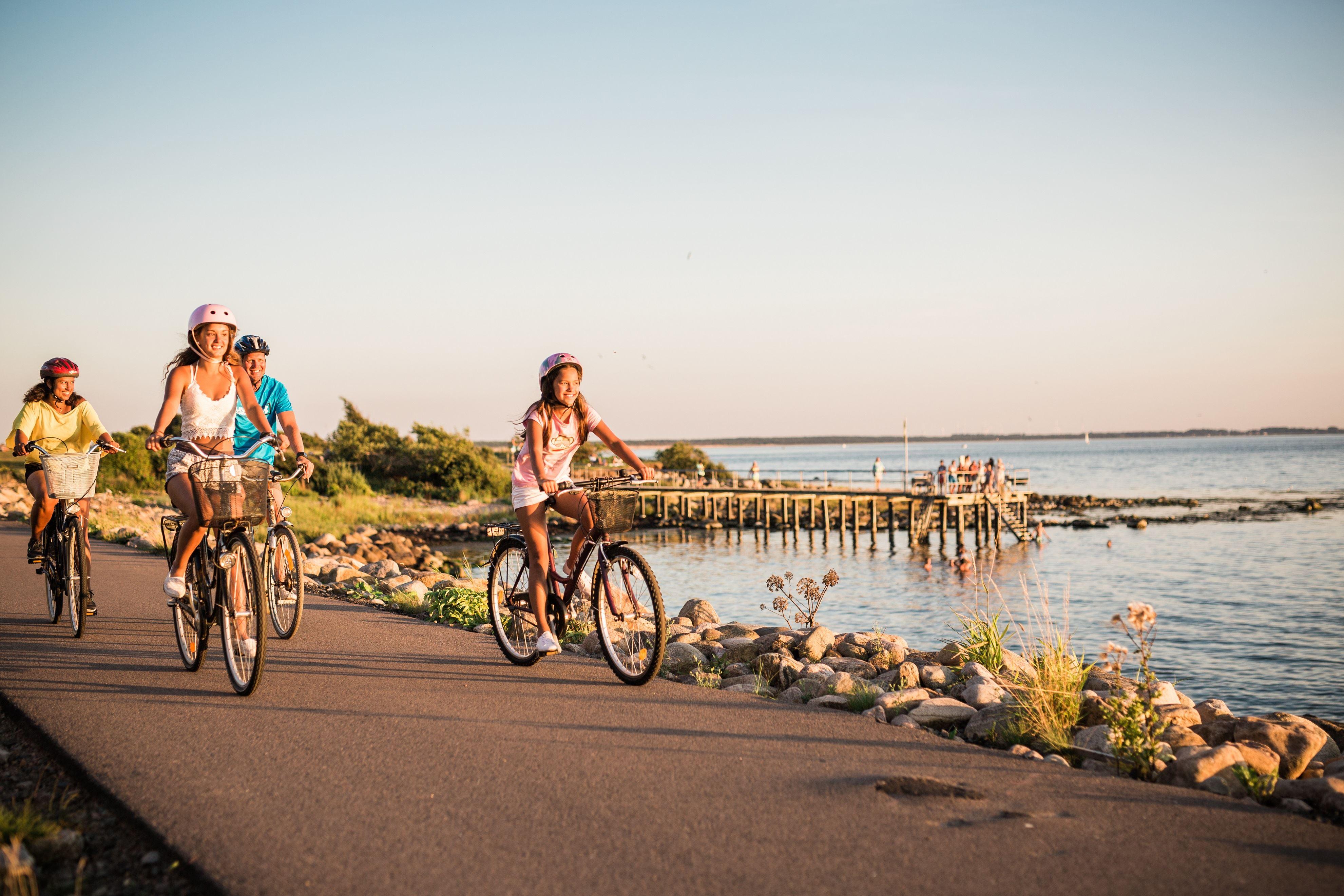 Cykelpaket längs Kattegattleden
