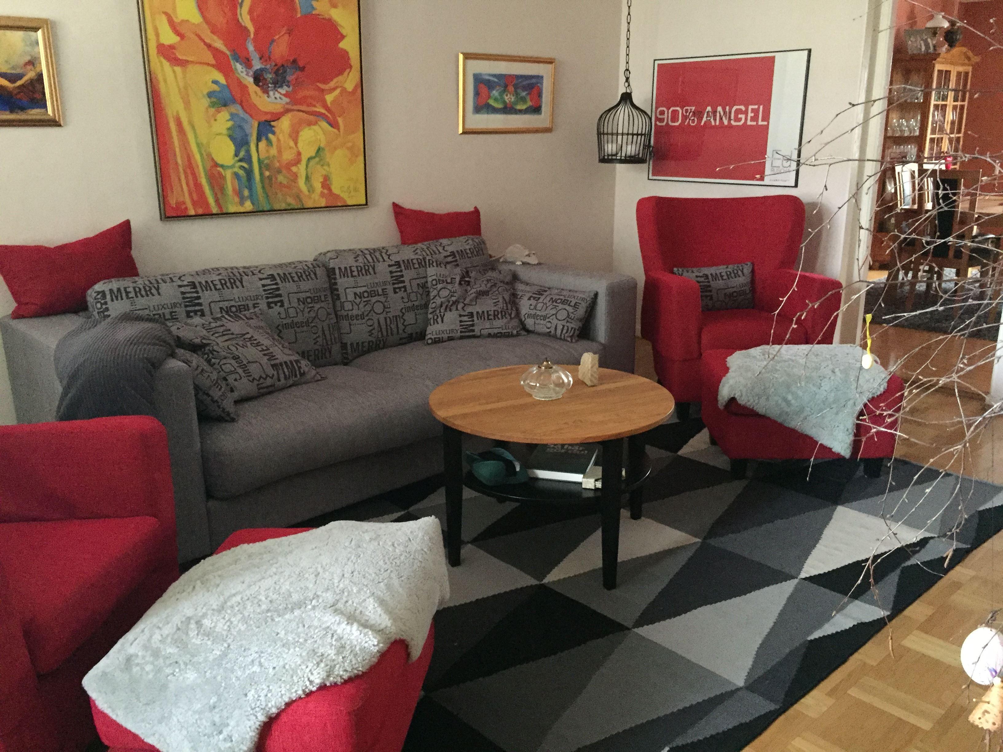 Lägenhet - Axel Weüdelsgatan 3 B, 2 vån