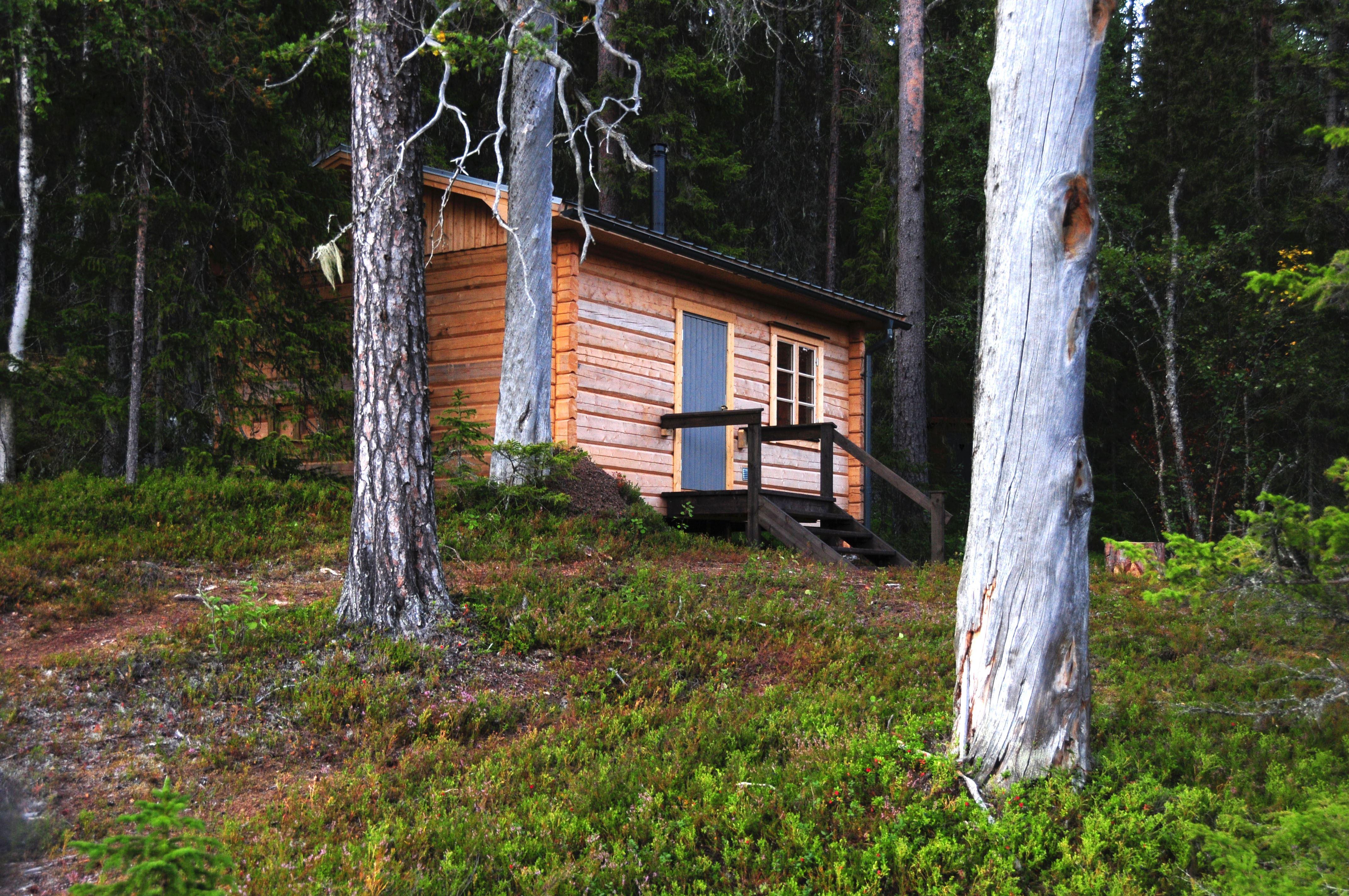 Invigning av Björnlandets utvidgade nationalpark