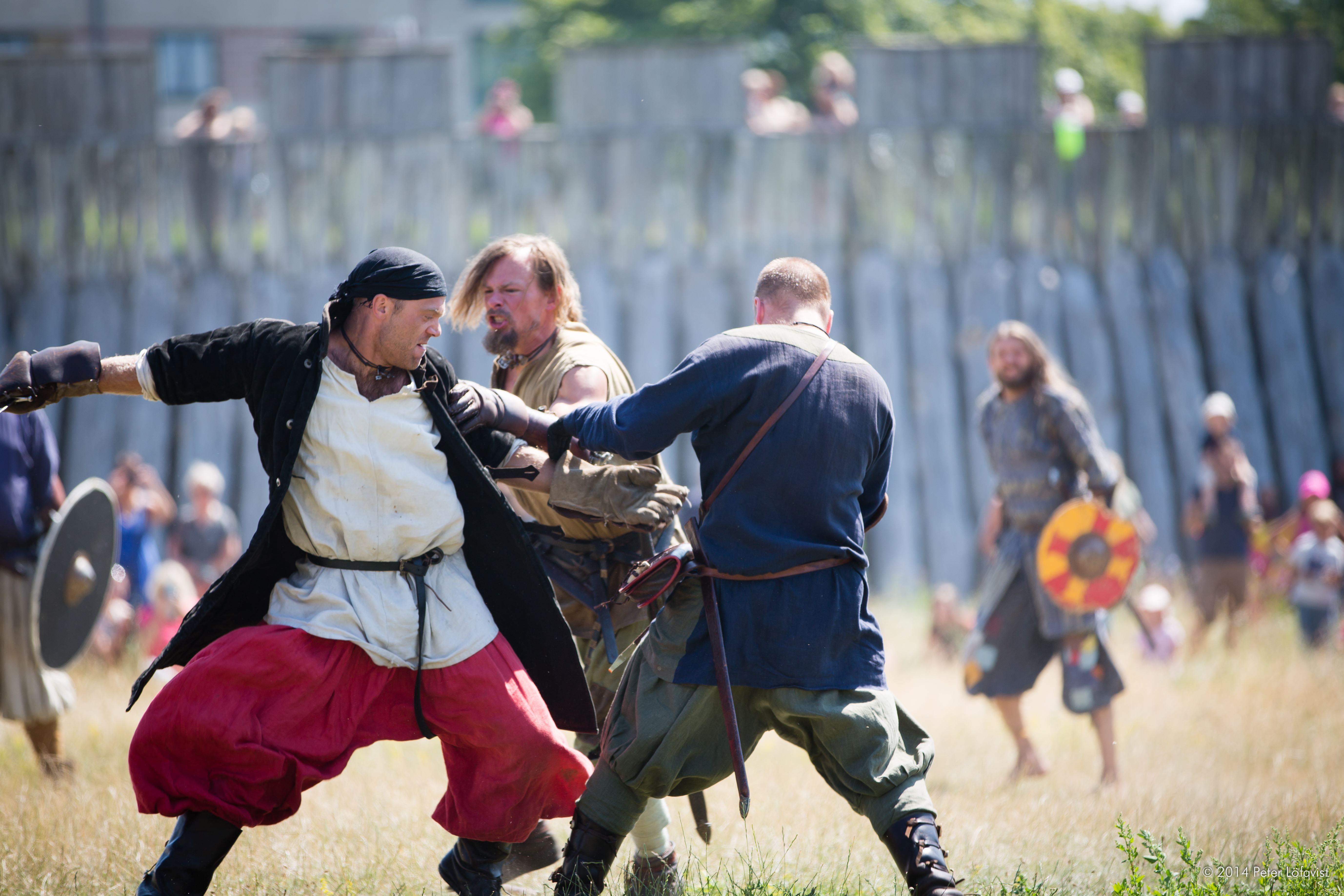 Slaget om Trelleborgen 2017