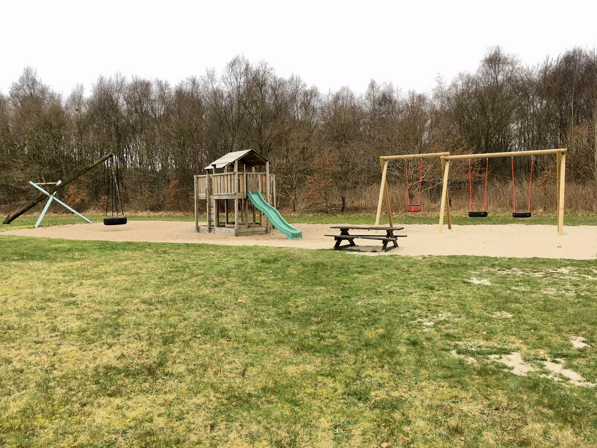 Camping in Tørsbøl - nur Woche 30, 2017
