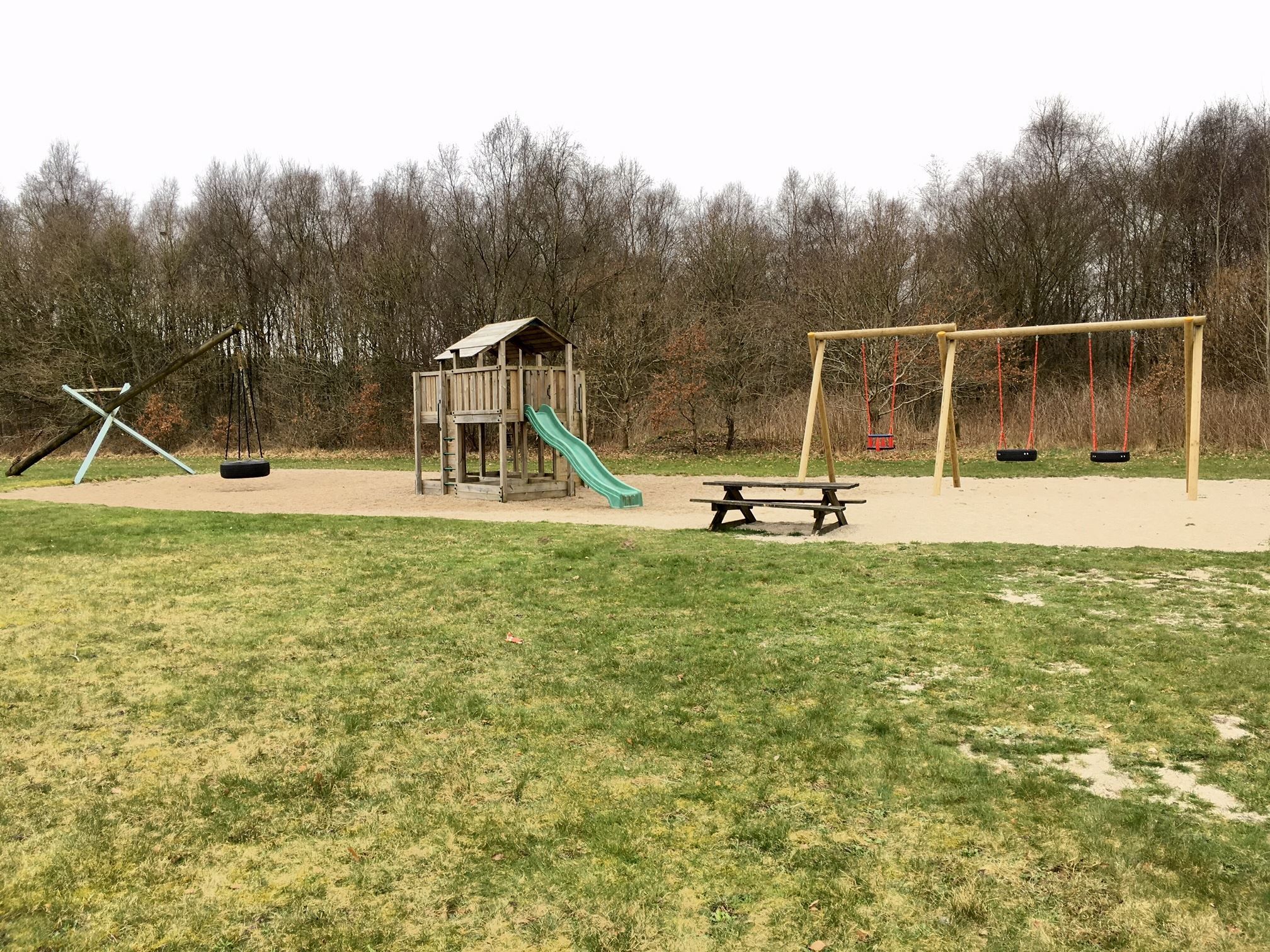 Camping in Tørsbøl - only week 30, 2017