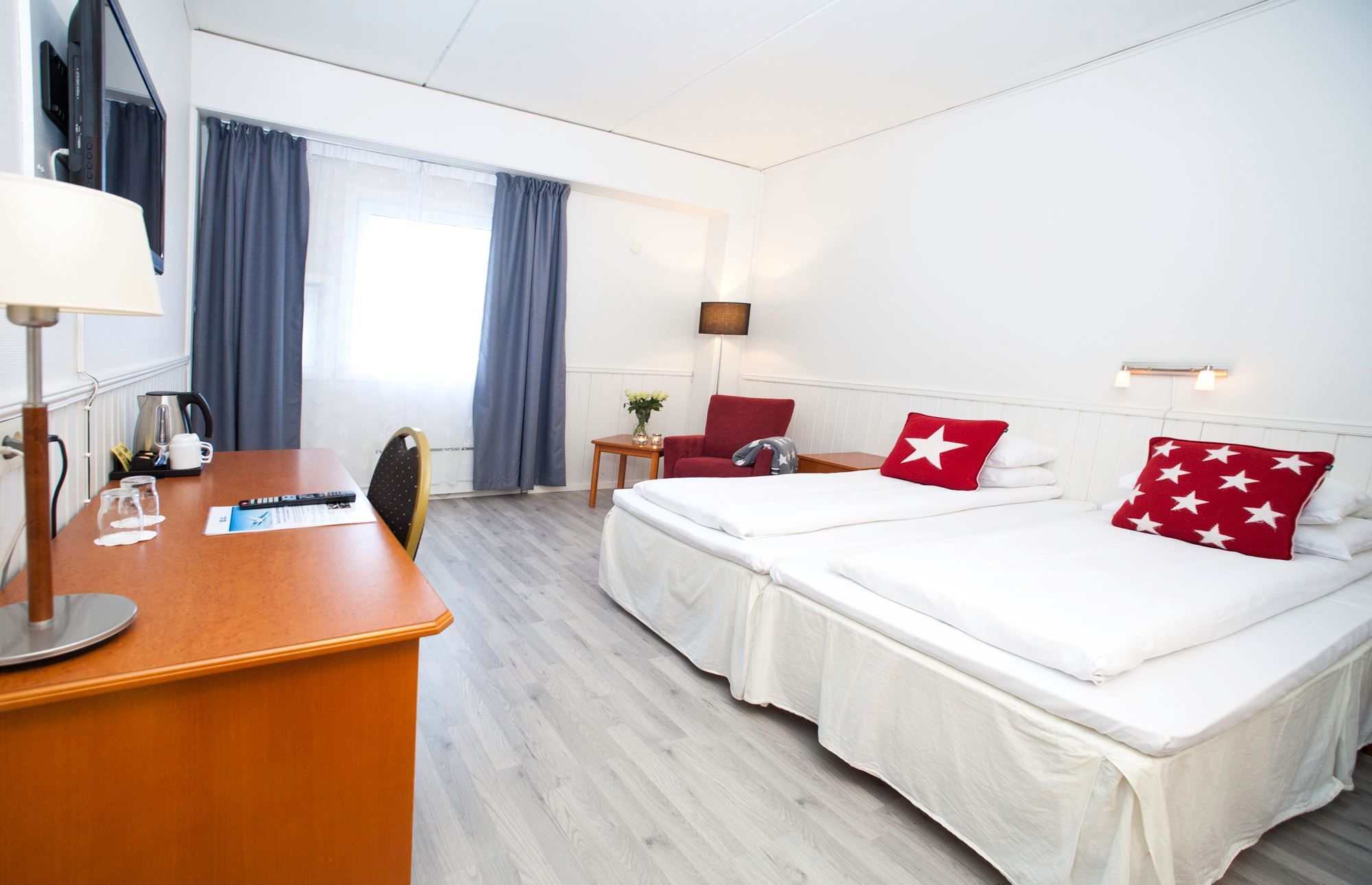 © Best Western Narvik Hotel, Double room at the Best Western Narvik Hotel