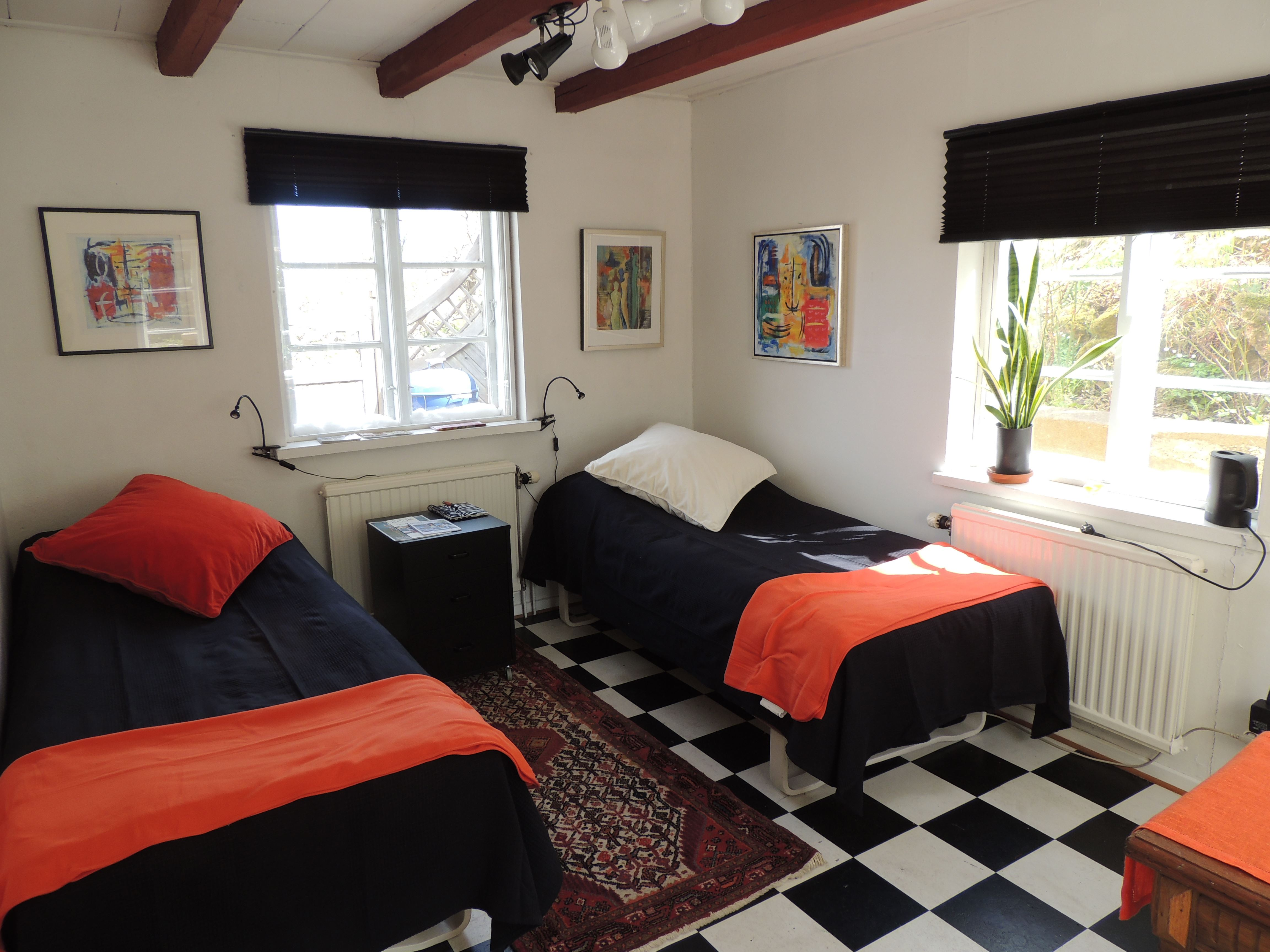 Stay at an artist home - Atelje Echi/Galleri Anima B&B