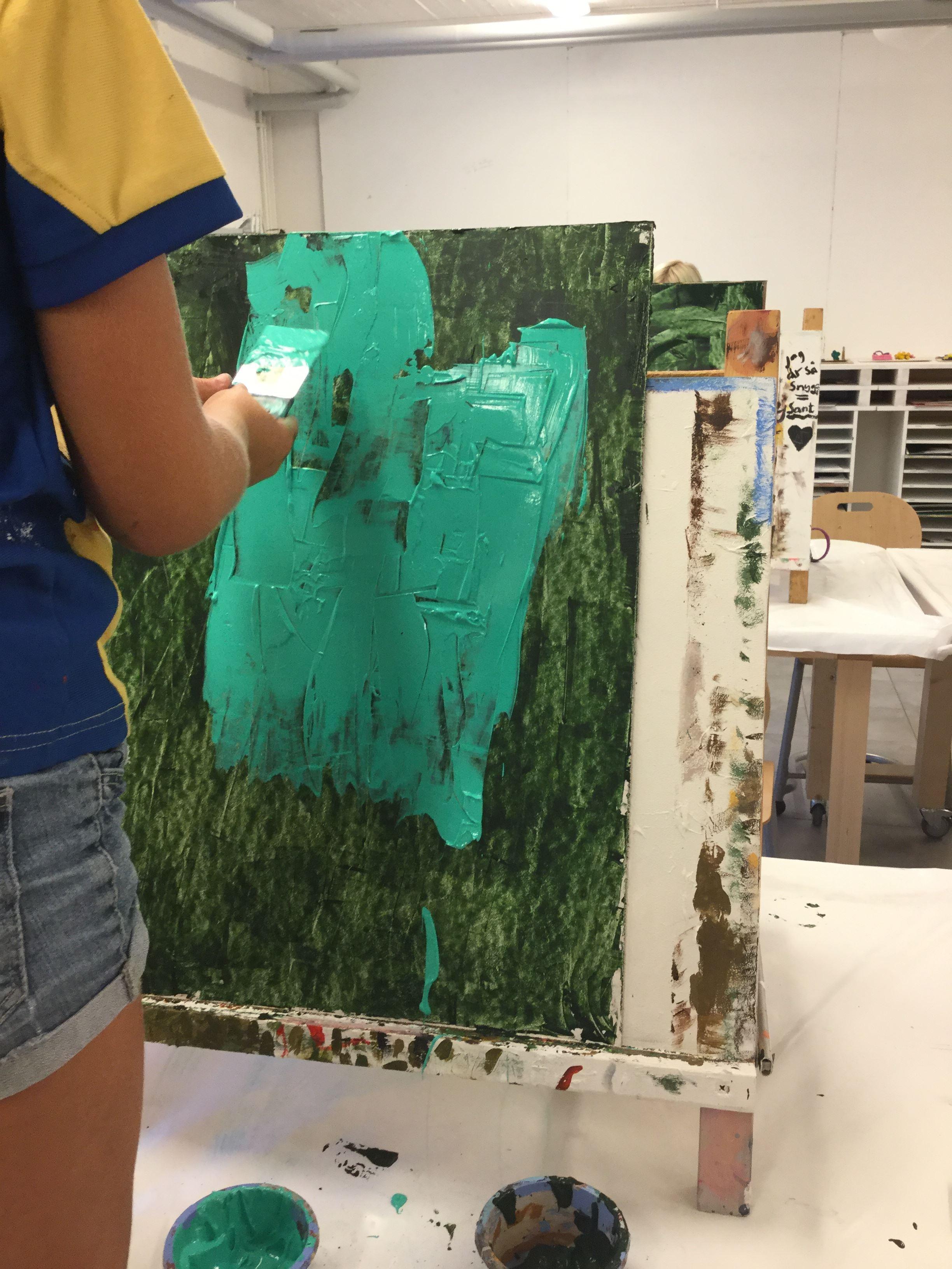 Utställning: Kulturskolans elevutställning - (O)hållbart