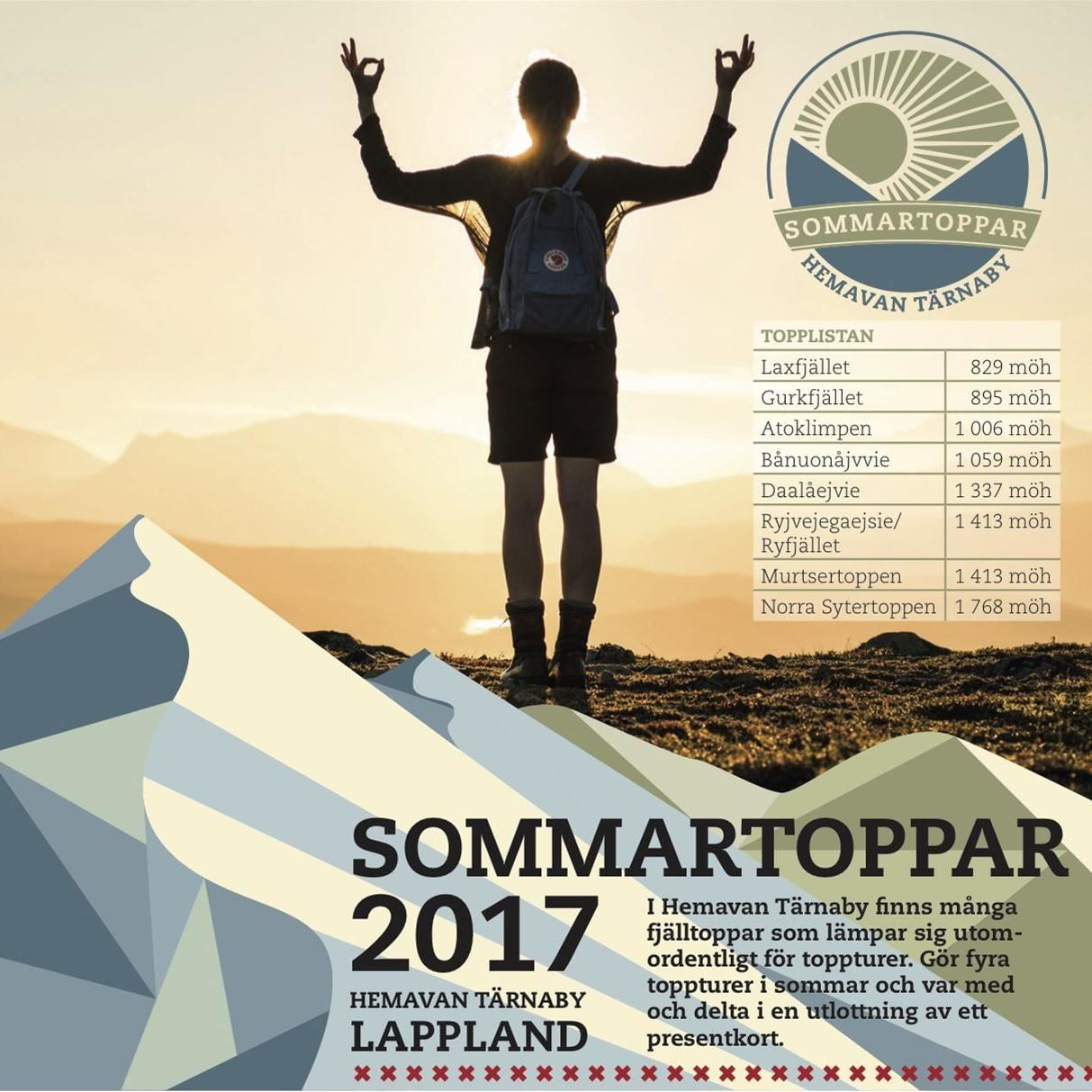Topphelg med premiär av Sommartoppar 2017