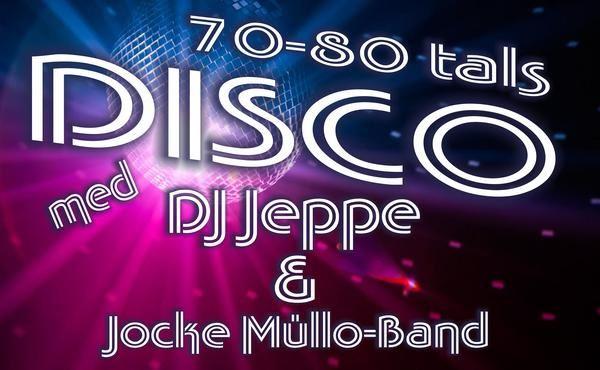 70-80-tals disco!