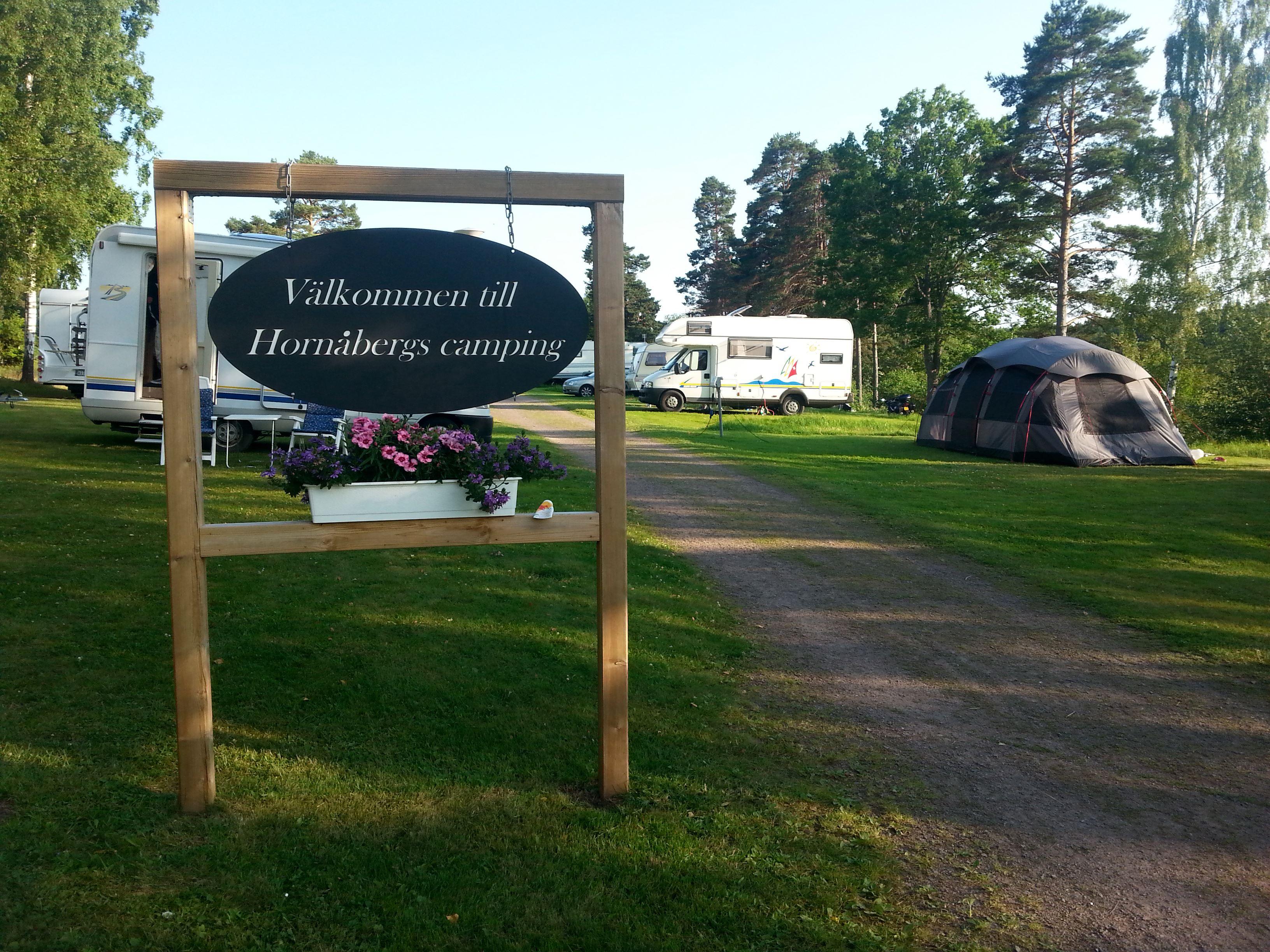 Hornåbergs Camping