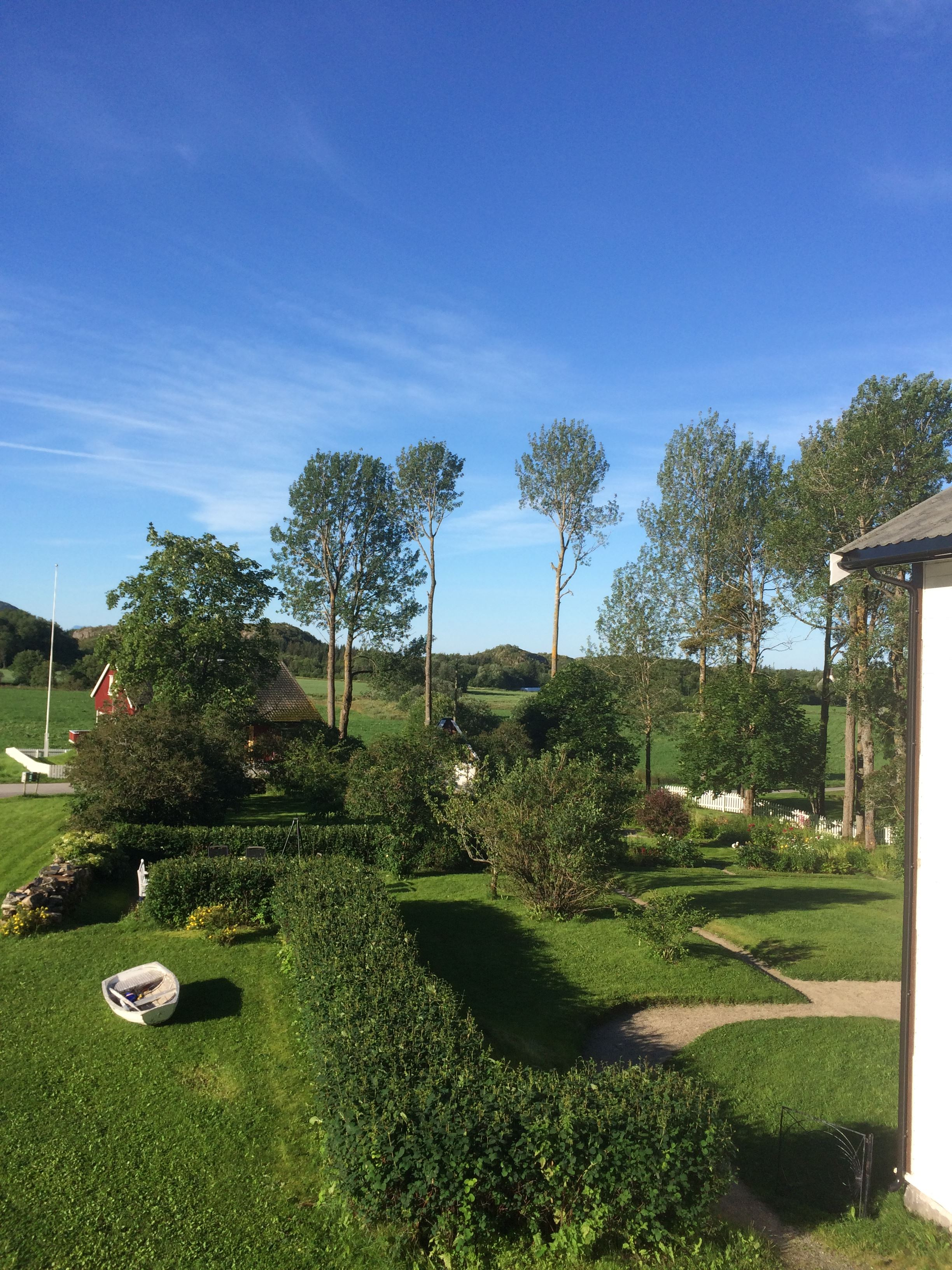 Lurøy Farm - Renaissance gardens near the Arctic Circle