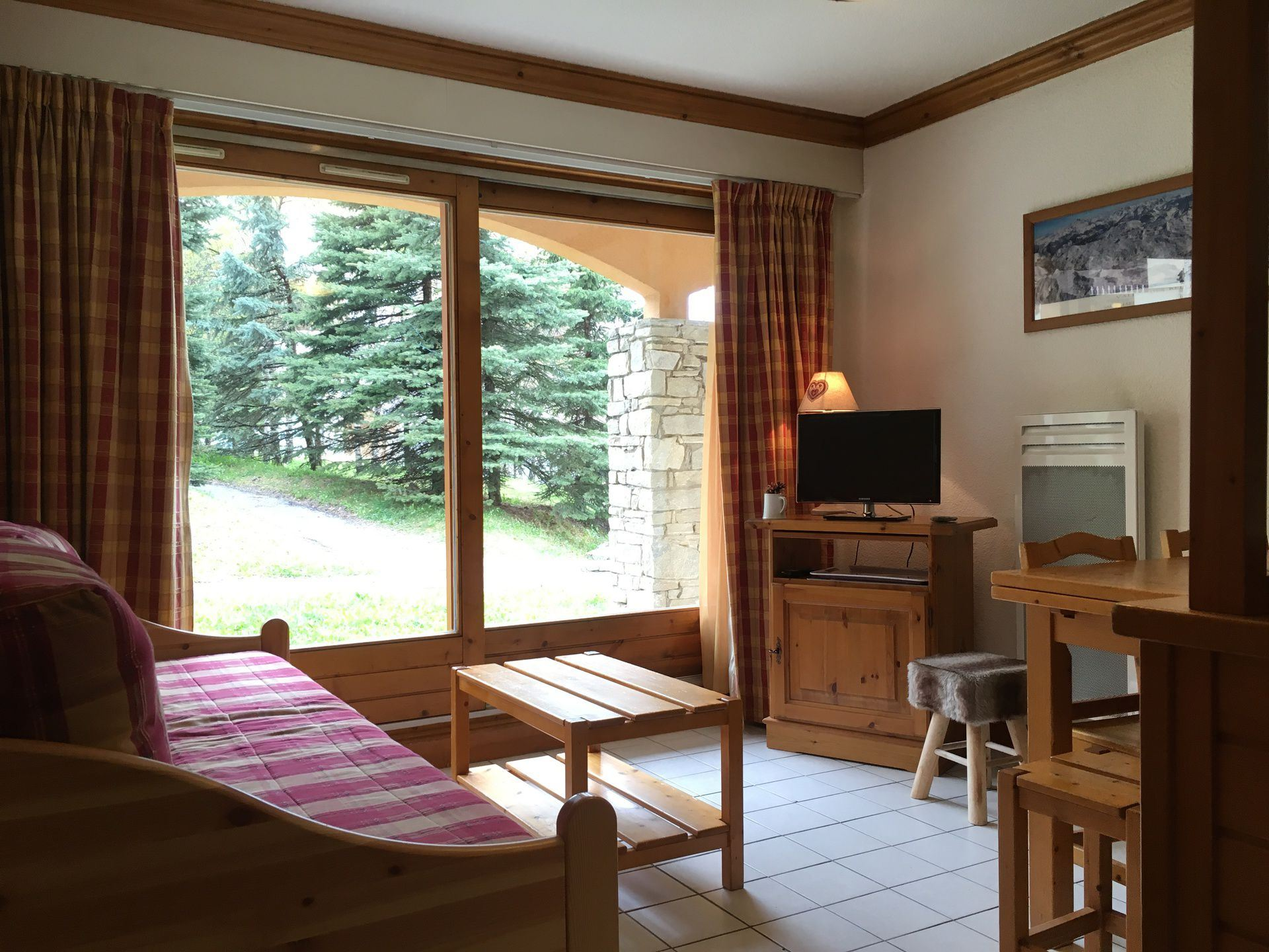 2 Rooms cabin 6 Pers ski-in ski-out / BALCONS DE TOUGNETTE 2