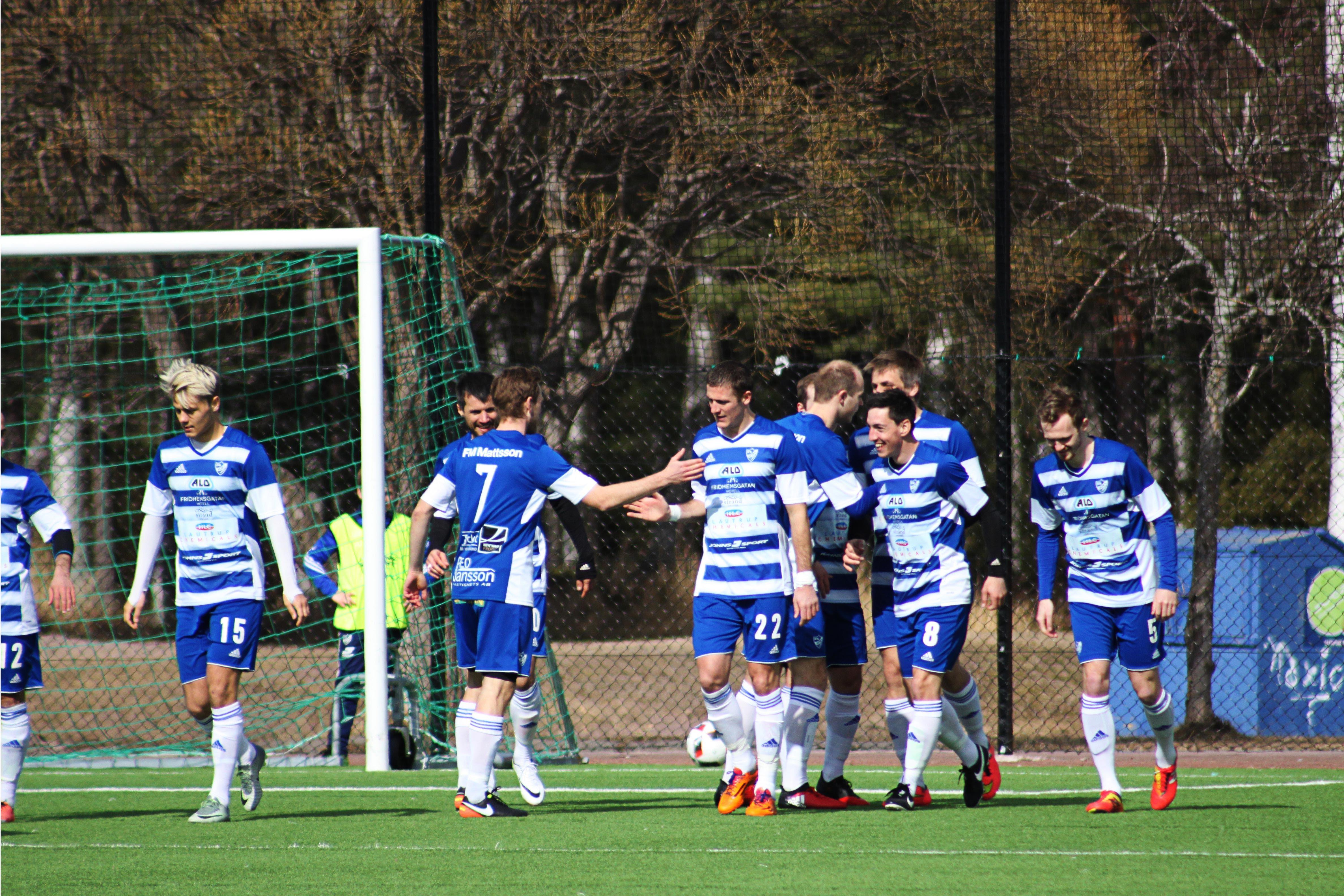 Fotboll kval till Svenska Cupen herrar 2017 IFK Mora - IK Brage