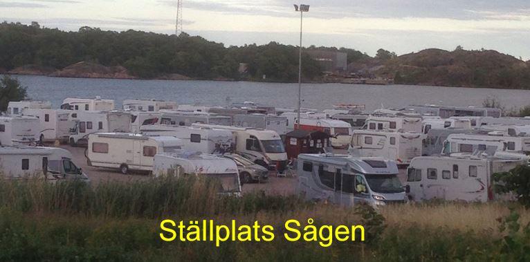 Ställplats Sågen - Vid Värmeverket