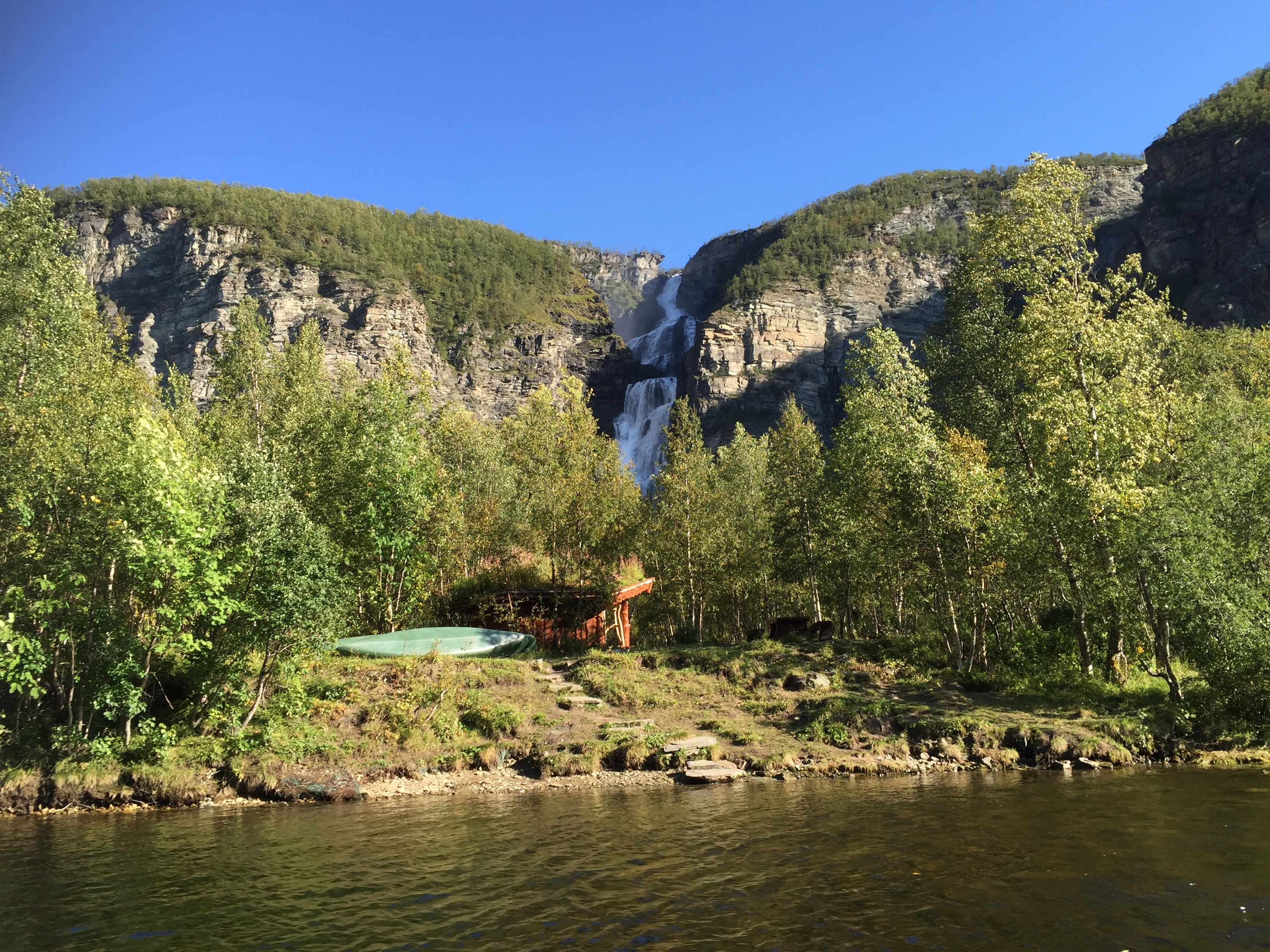 Guidet tur til Mollisfossen