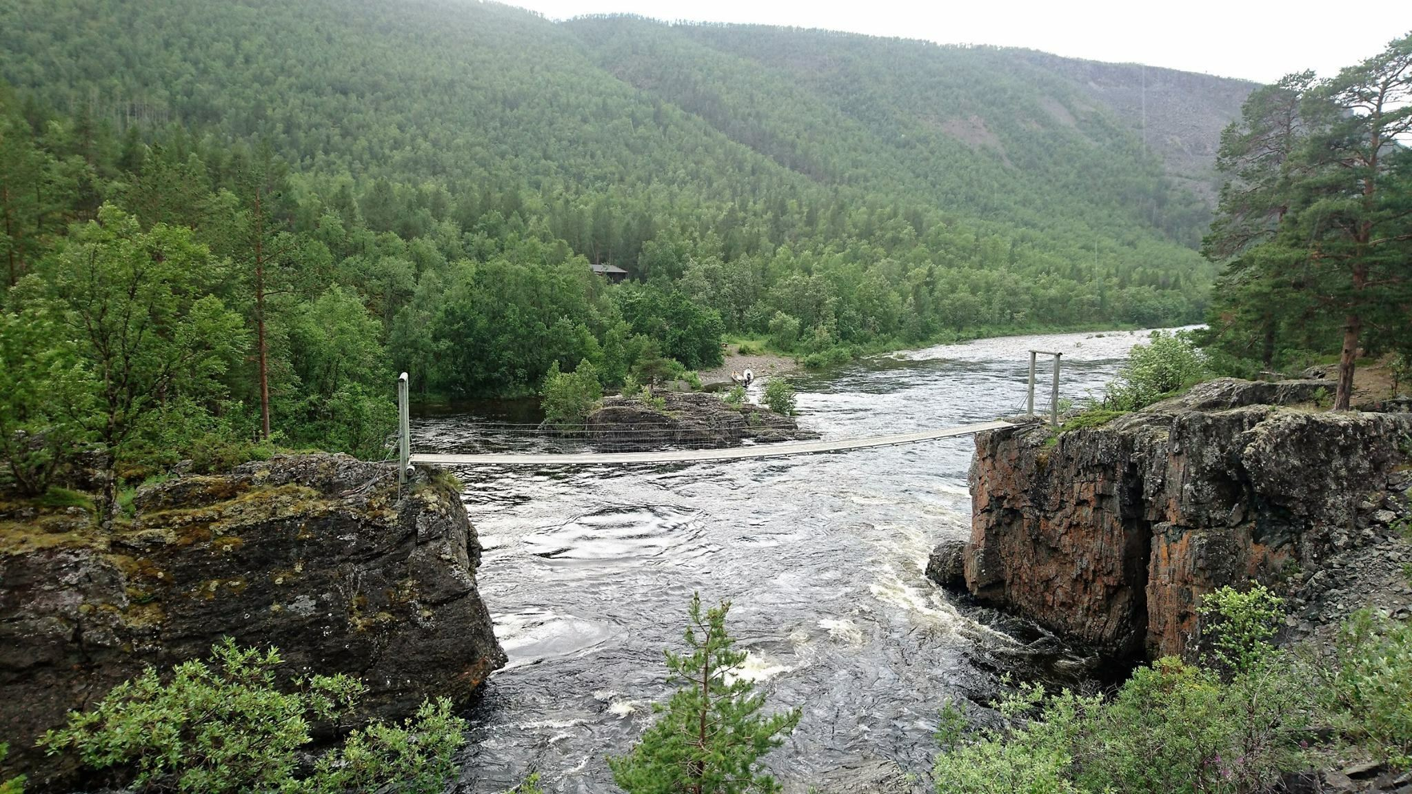 Guided tour to Imofossen waterfall