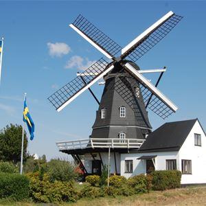 Kyrkoköpinge Windmill open