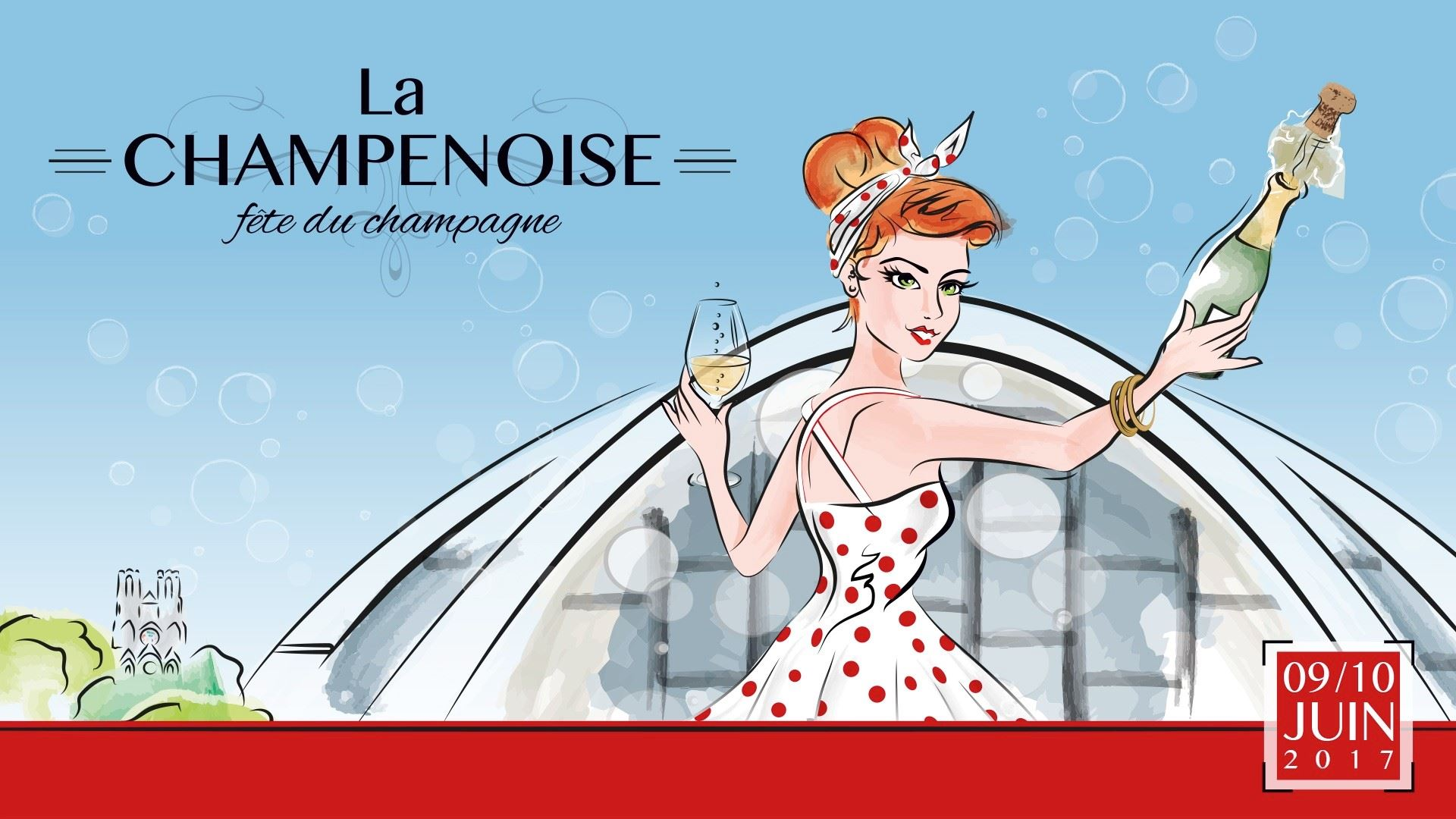 La Champenoise - Day access ticket