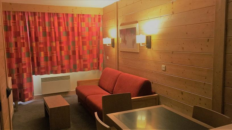 2 Room 5 Pers ski-in ski-out / ACONIT 411