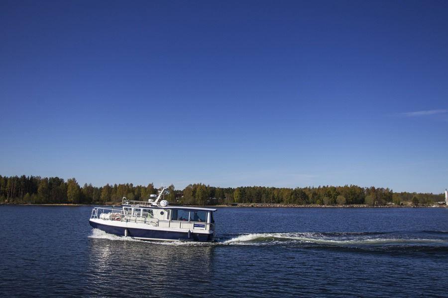 Båttur till Quizzkväll i Stenö