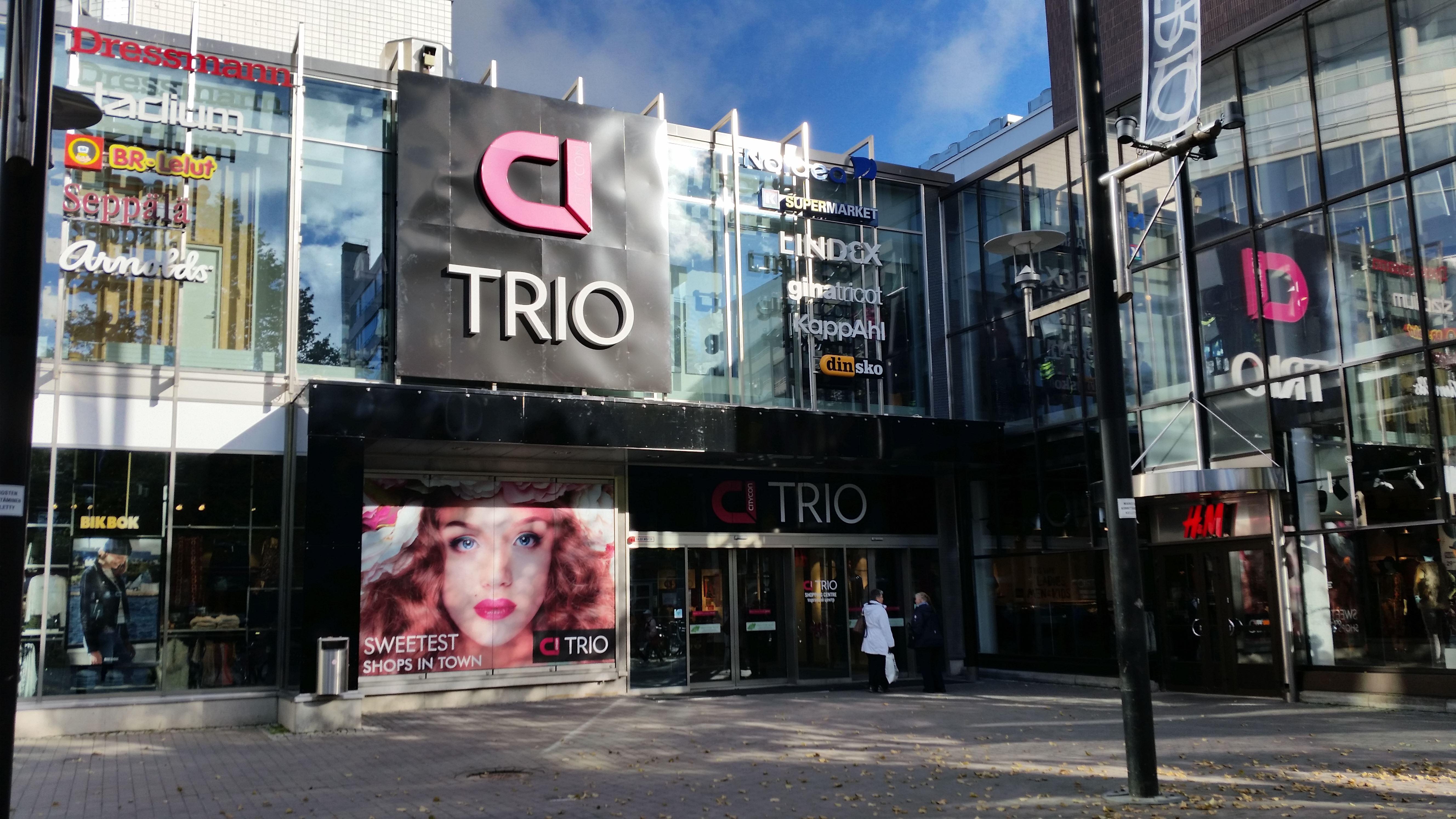 Mall Trio