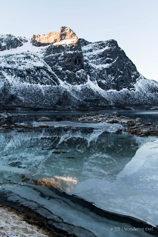 Arctic Landscapes – Winter - A Road Trip along the Fjords – Wandering Owl