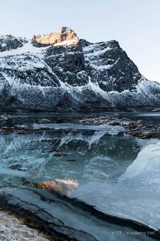 Arktiske Landskap – en tur langs de vakreste fjordene – Wandering Owl