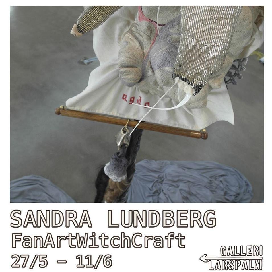 Galleri Lars Palm: Sandra Lundberg - FanArtWitchCraft