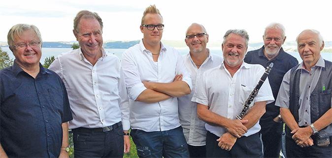 Jazzcafé med Gospel Stompers