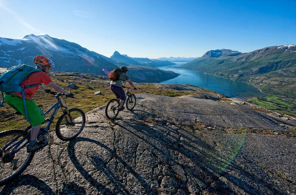 Rune Dahl,  © www.runedahl.no, Mountainbiking in the Narvikregion