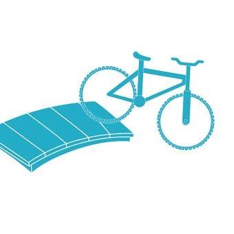 Downhill sykkel