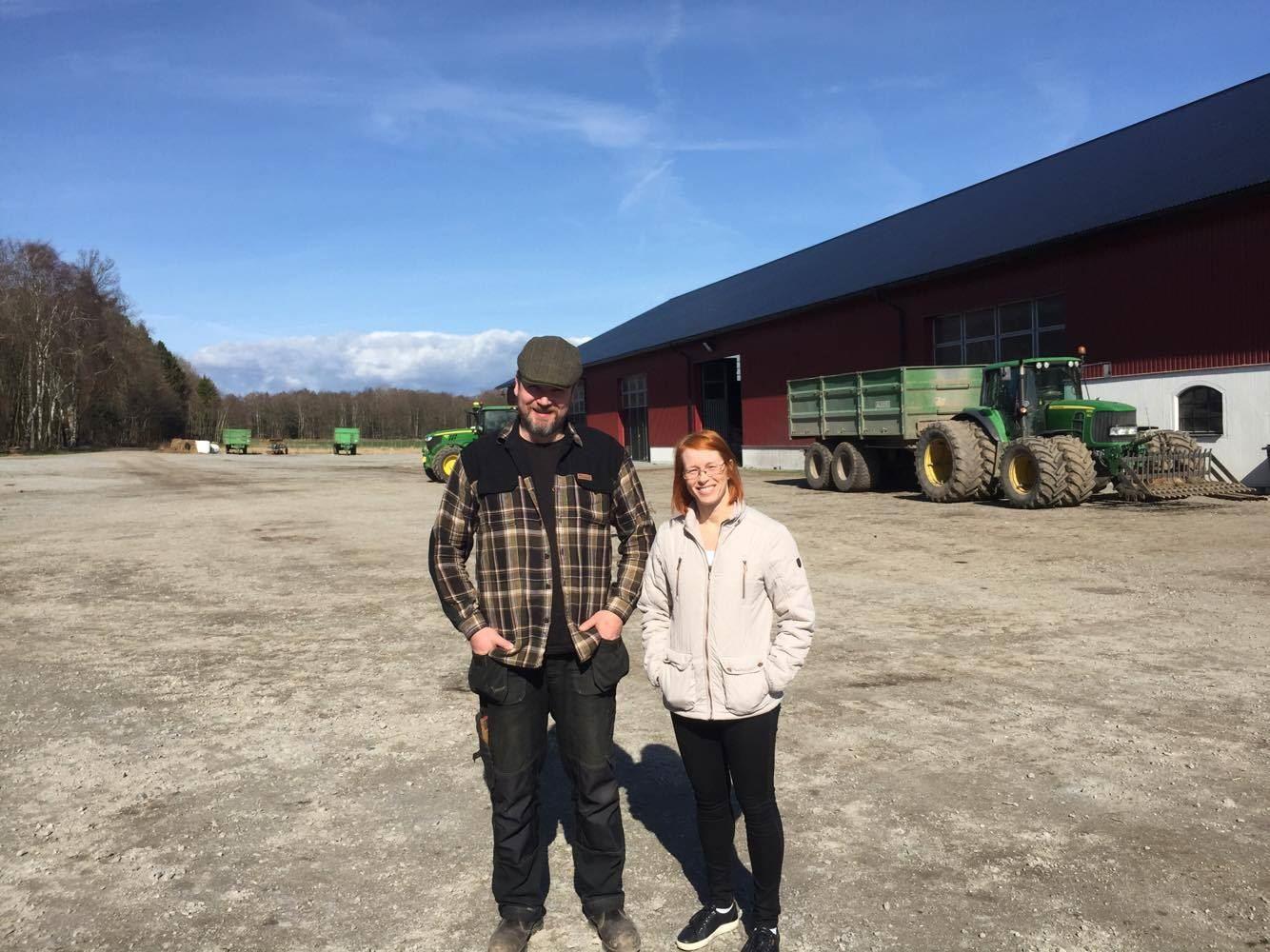 Lantbruksmässa Hulta Gård i Sölvesborg