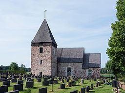 The day of Saint Catherine at Hammarland church and parish