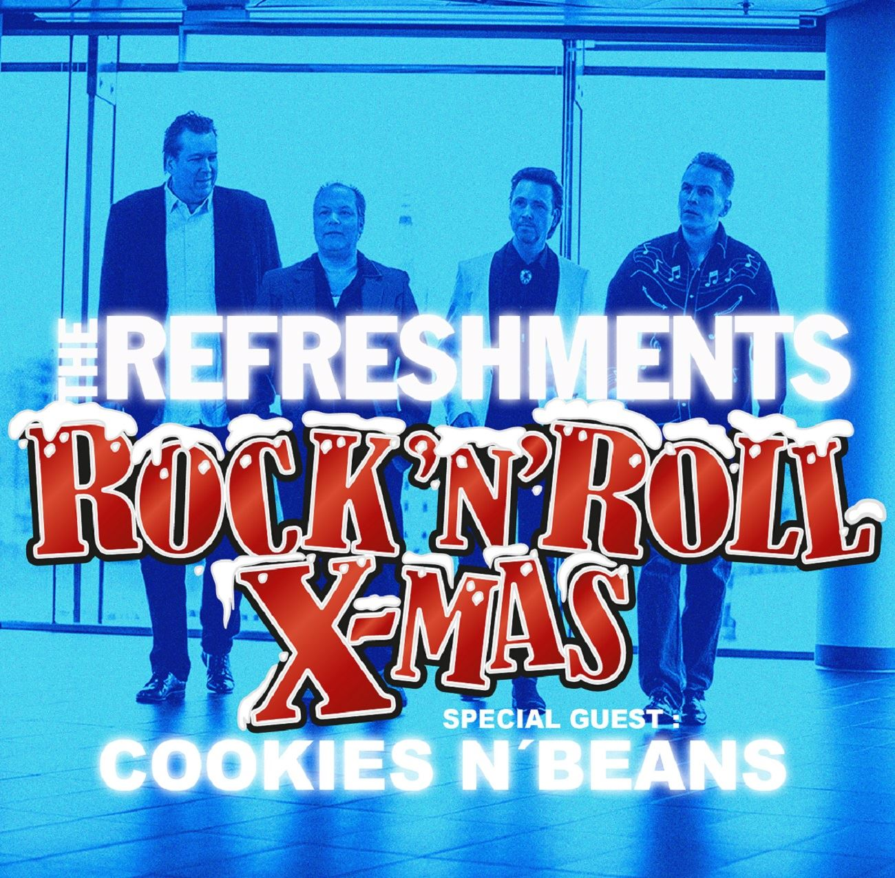 The Refreshments Rock n´ Roll X-Mas