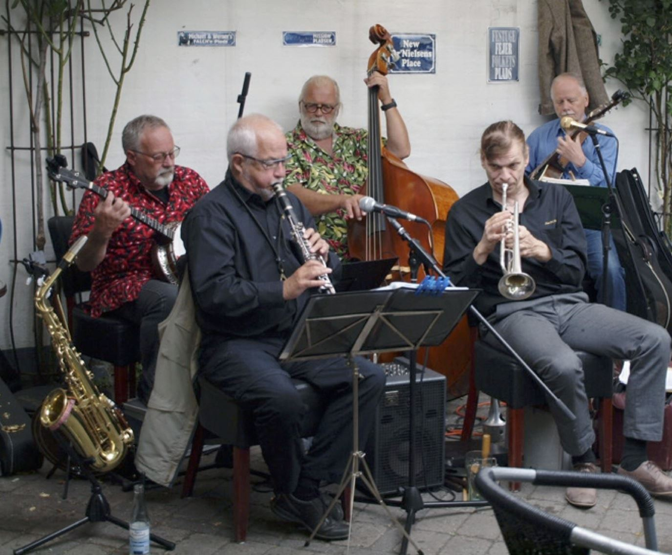 Music evening: Jazz on board Ida at Bogø harbour