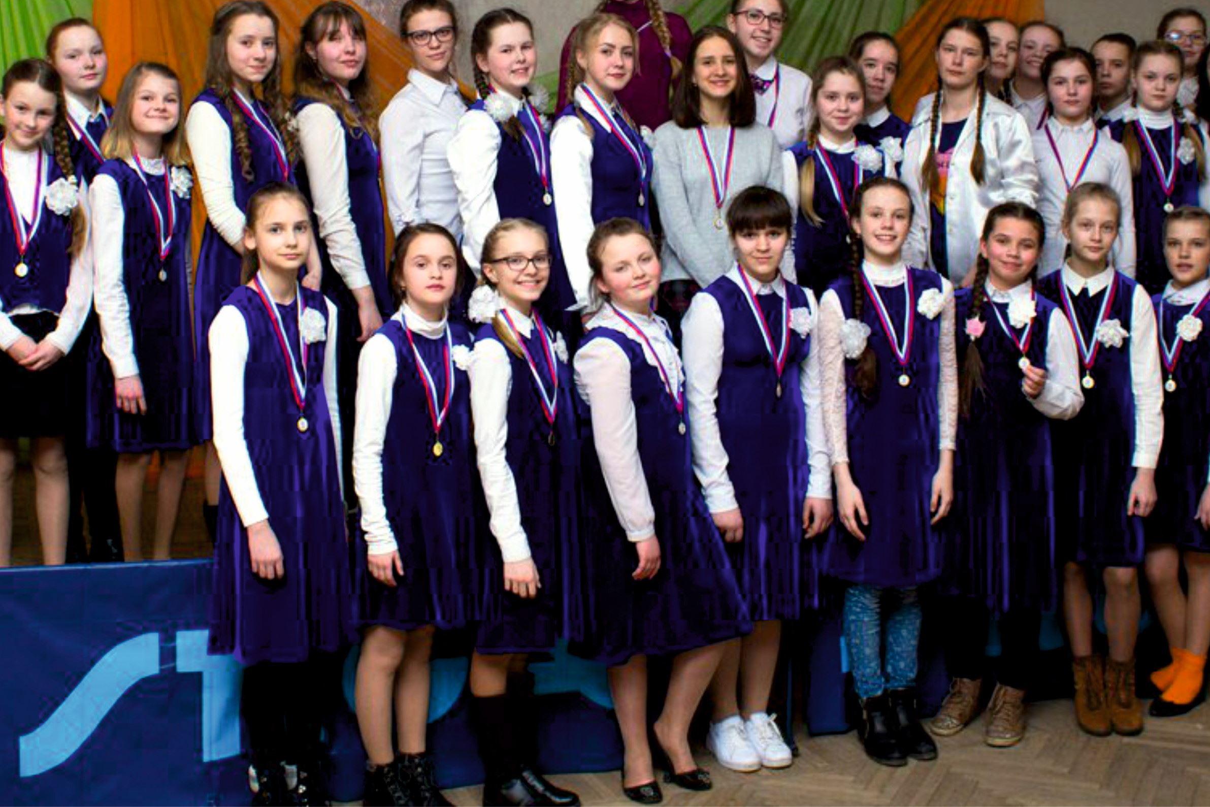 Musikskolan från Medvezhegorsk besöker Malå