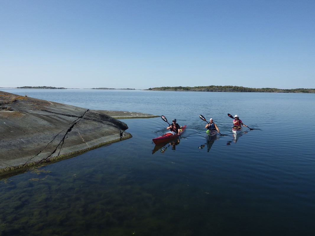 Paddelboden – Kayaking among the islands, 3 h