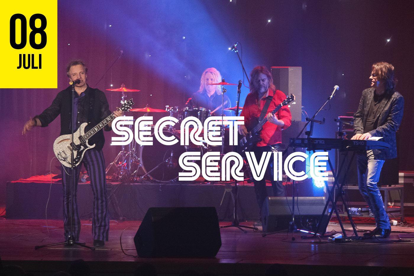 Secret Service på Torp