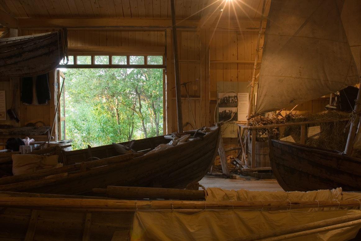 Holmöns båtmuseum
