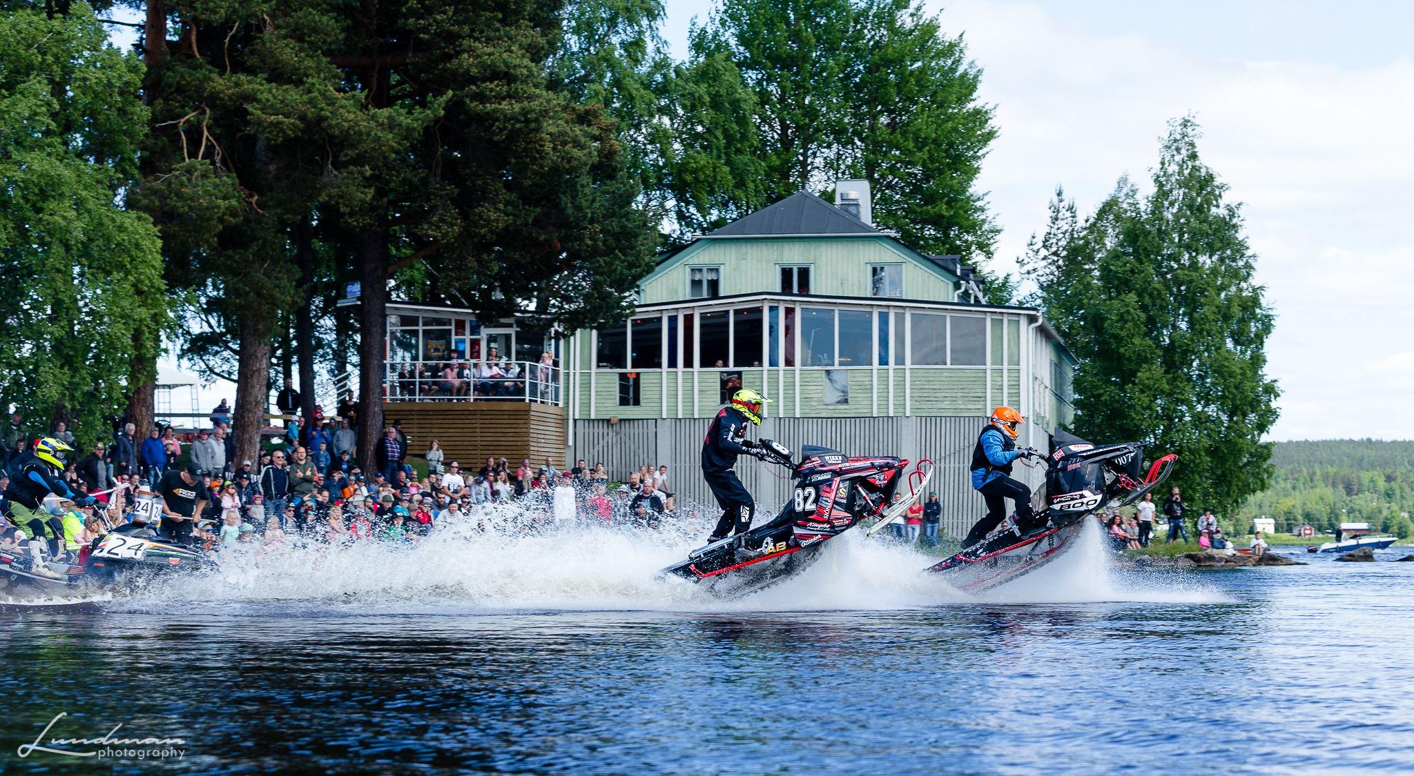 Watercross Deltävling 1 Sverigecupen