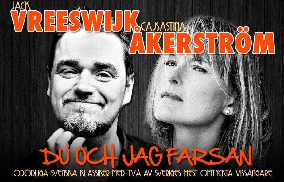 © copy: westpointevents, Åkerström Vreeswijk - Du & jag farsan