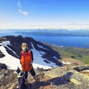 Guided hike to the top of Narvik - Linken 1003 mas