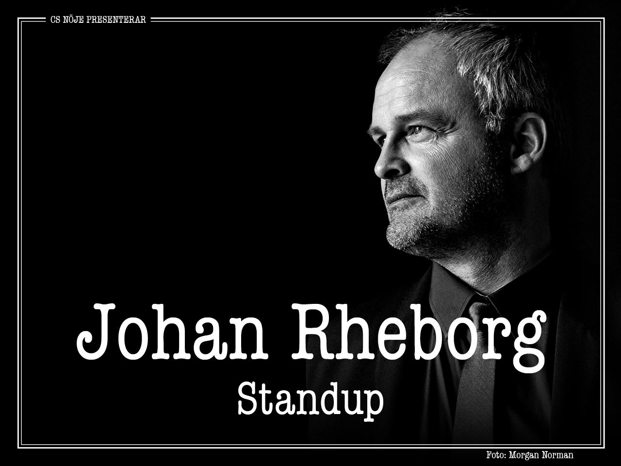 Johan Rheborg - Stand up