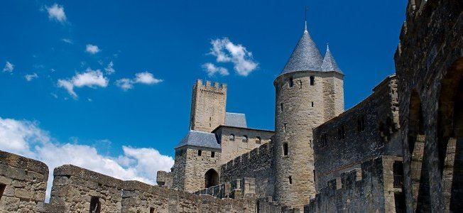 Excursion à Carcassonne